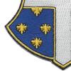 42nd Infantry Regiment Patch | Lower Left Quadrant