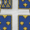 42nd Infantry Regiment Patch | Center Detail