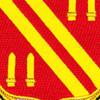 42nd Field Artillery Regiment Patch | Center Detail