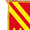 42nd Field Artillery Regiment Patch | Upper Left Quadrant