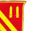 42nd Field Artillery Regiment Patch | Upper Right Quadrant