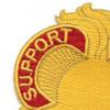428th Field Artillery Brigade Patch DUI | Upper Left Quadrant