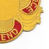 428th Field Artillery Brigade Patch DUI | Lower Right Quadrant