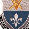 82nd Airborne Infantry Division Special Troop Battalion Patch STB-31 | Center Detail