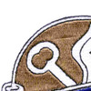 426th Quartermaster Company Patch | Upper Left Quadrant
