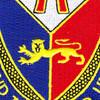 425th Infantry Regiment Patch | Center Detail