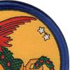 425th Bombardment Squadron WWII Patch | Upper Right Quadrant