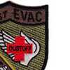 421st Medical Company 159th Aviation Regiment Patch OD | Upper Right Quadrant