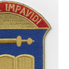 420th Infantry Regiment Patch | Upper Right Quadrant