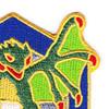 420th Chemical Battalion Patch | Upper Right Quadrant