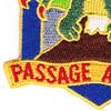 420th Chemical Battalion Patch | Lower Left Quadrant