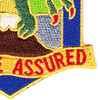 420th Chemical Battalion Patch | Lower Right Quadrant