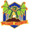 420th Chemical Battalion Patch