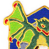 420th Chemical Battalion Patch | Upper Left Quadrant