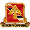 41st Field Artillery Regiment Patch