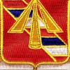 41st Field Artillery Regiment Patch | Center Detail
