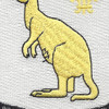 407th Quartermaster Battalion Patch | Center Detail