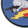 404th Fighter Squadron Patch Hook And Loop | Lower Left Quadrant