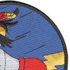 404th Fighter Squadron Large Patch Hook And Loop | Upper Right Quadrant