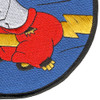 404th Fighter Squadron Large Patch | Lower Right Quadrant