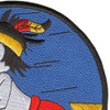 404th Fighter Squadron Large Patch | Upper Right Quadrant