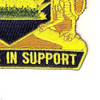 404th Chemical Brigade Patch | Lower Right Quadrant