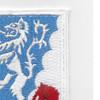 401st Glider Infantry Regiment Patch | Upper Right Quadrant