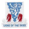 401st Glider Infantry Regiment Patch