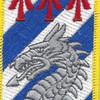 3rd Sustainment Brigade Patch Shoulder Patch | Center Detail