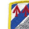 3rd Sustainment Brigade Patch Shoulder Patch   Upper Left Quadrant