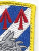 3rd Sustainment Brigade Patch Shoulder Patch | Upper Right Quadrant