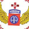 3rd Squadron 82nd Airborne Aviation Regiment C Co Patch | Center Detail