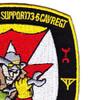 3rd Squadron 6th Air Cavalry Aviation Attack Regiment Patch | Upper Right Quadrant