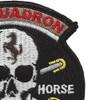 3rd Squadron 4th Aviation Cavalry Regiment Patch   Upper Right Quadrant