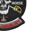 3rd Squadron 4th Aviation Cavalry Regiment Patch | Lower Right Quadrant