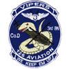 3rd Squadron 126th Aviation Regiment D Company Patch