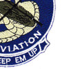3rd Squadron 126th Aviation Regiment D Company Patch | Lower Right Quadrant