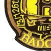 3rd Squadron 126th Aviation Regiment Badger Patch | Lower Left Quadrant