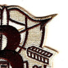 3rd Special Forces Group Crest Desert Patch | Upper Right Quadrant