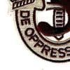 3rd Special Forces Group Crest Desert Patch | Lower Left Quadrant