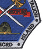 3rd Recruit Training Battalion at Parris Island MCRD Patch | Lower Right Quadrant