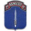 3rd Ranger Battalion Patch