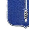 3rd Ranger Battalion Patch | Lower Left Quadrant