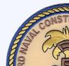 3rd Naval Construction Regiment Patch- Operation Iraqi Freedom | Upper Left Quadrant