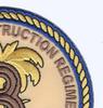 3rd Naval Construction Regiment Patch- Operation Iraqi Freedom | Upper Right Quadrant