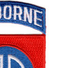 82nd Airborne Division Patch | Upper Right Quadrant