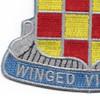 3rd Military Intelligence Battalion Patch | Lower Left Quadrant