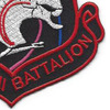 3rd Military Intelligence Aviation Battalion A Company Patch   Lower Right Quadrant