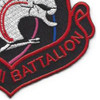 3rd Military Intelligence Aviation Battalion A Company Patch | Lower Right Quadrant