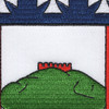 3rd Infantry Regiment Patch | Center Detail